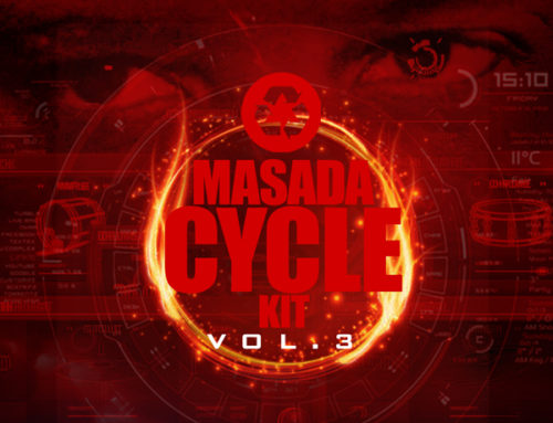 Masada Cycle Kit vol.3 Tutorial & Features Overview