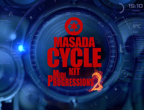 Masada Cycle Kit Midi Progression Tutorial & Overview